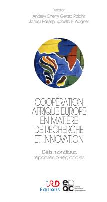 Ouvrage - Coopération Afrique-Europe en matière de recherche et innovation