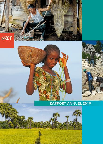 Rapport d'activité - Le GRET publie son rapport d'activité 2019
