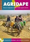 Agridape vol 24 : L'Afrique et les changements climatiques