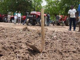 Bulletin de veille N°143 - La mécanisation agricole - 30 avril 2009