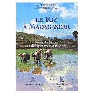 Madagascar : la plateforme riz se restructure