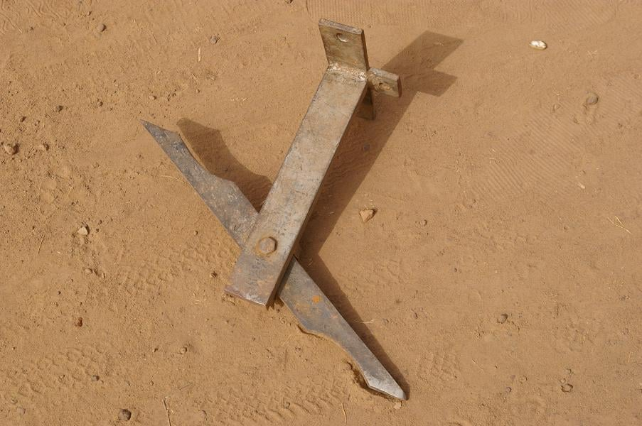 Le travail du sol en sec au coutrier. Fiche technique n°17
