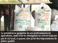 Le président Wade décrète l'ère de l'abondance au Sénégal