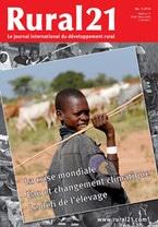 Rural 21  Volume 17 – No 1/2010 : La crise mondiale, Eau et changement climatique, Le défi de l'élevage