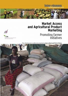 Appendix : Market Access and Agricultural Product Marketing : Promoting Farmer Initiatives