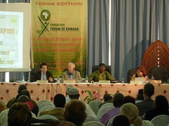 Le défi alimentaire au Forum de Bamako: n'oubliez pas le droit !
