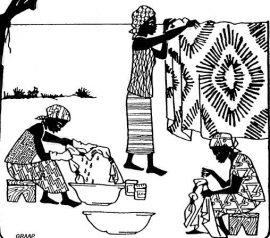 Les fiches techniques des paysannes africaines