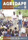 Agridape vol 25 : La diffusion des pratiques durables