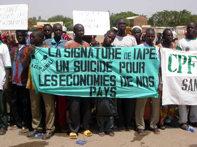 Ouagadougou : Une semaine de négociations sur les APE pour rien !