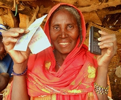 NIGER: Du cash pour combler le manque de vivres ?