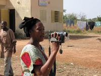 Des productrices maliennes vendent leur beurre de karité grâce aux TIC