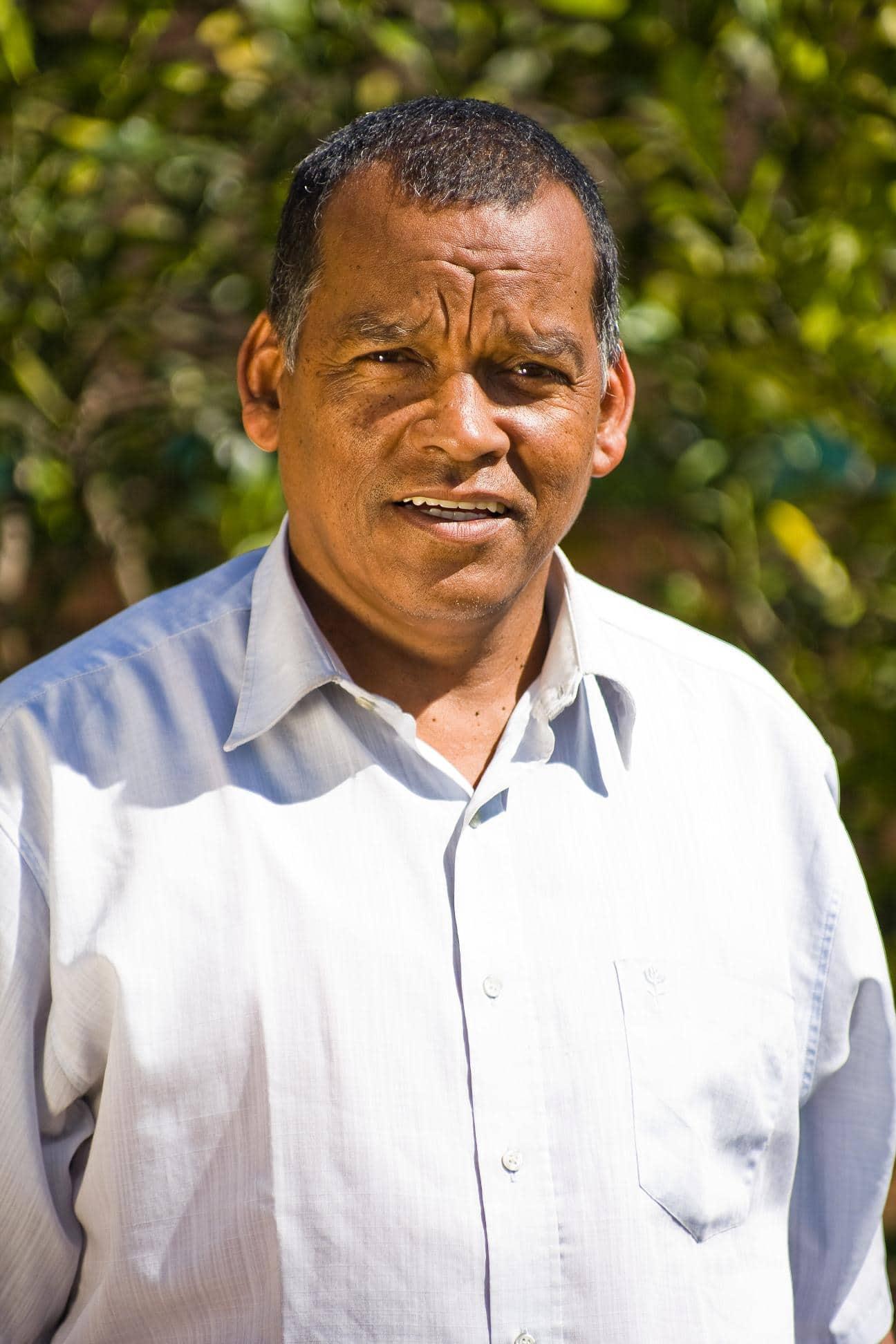 Entretien avec Mamy Rajohanesa,  président de l'Association pour le progrès  des paysans (Fifata) à Madagascar