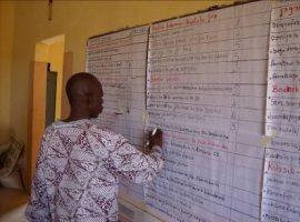 Outil d'auto-évaluation de la performance des coopératives agricoles de base - Guide d'utilisation
