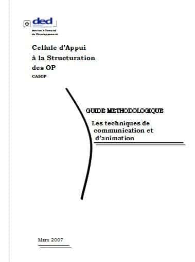 Guides méthodologiques pour la formation des élus d'OP