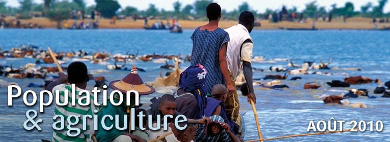 Population et agriculture