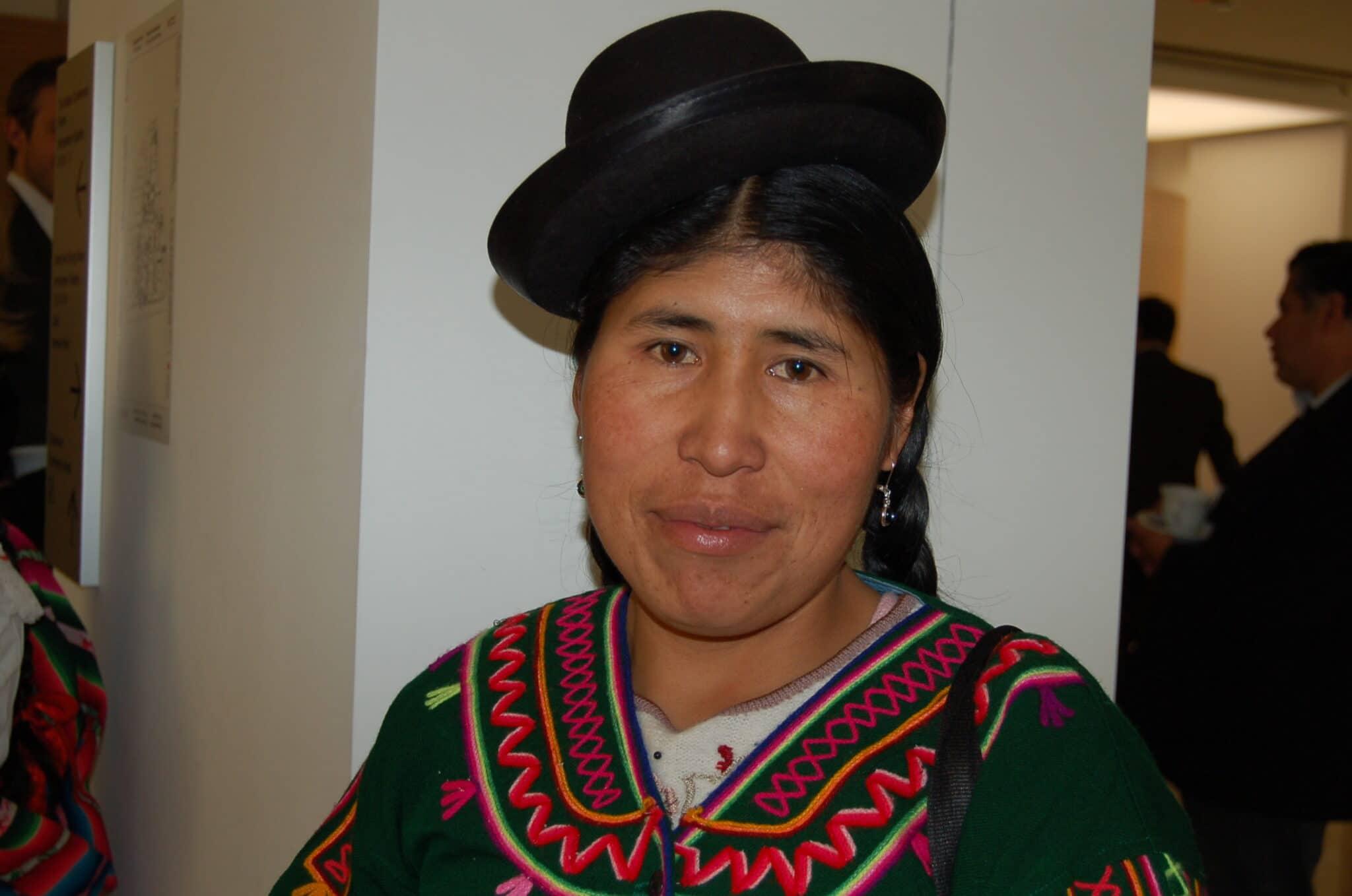 Entretien avec Julia Flores Calderon, Présidente de l'association Asaarcum au Pérou