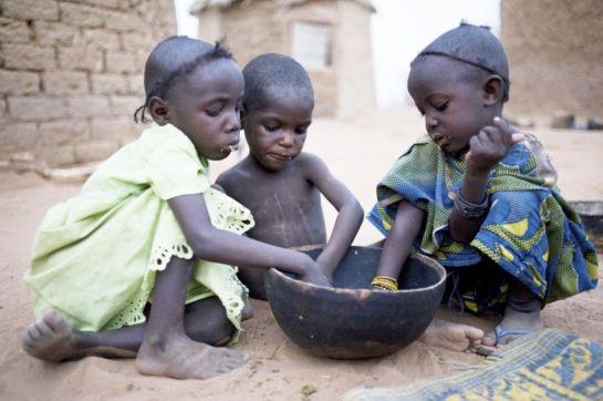 La faim au Sahel: une urgence  permanente