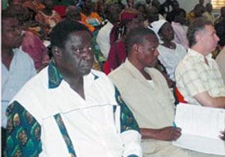 Bourse céréalière nationale : Prospection pour l'avenir de la sécurité alimentaire au Burkina