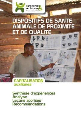 Dispositifs de santé animale de proximité et de qualité : les enseignements de l'expérience d'AVSF