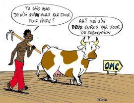 M. Lamy — Le cycle de Doha peut aider à faire décoller l'agriculture africaine