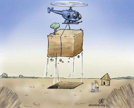 Accaparement des terres agricoles : entre nécessité alimentaire et postcolonialisme.