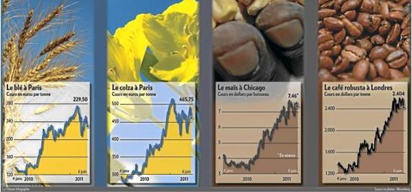 Six pistes pour maîtriser la volatilité des matières premières