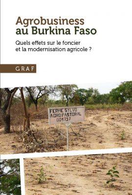 Agrobusiness au Burkina Faso : quel effet sur le foncier et la modernisation agricole ?