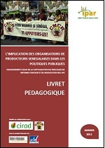 Implication des organisations de producteurs dans les politiques publiques