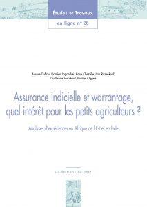 Assurance indicielle et warrantage