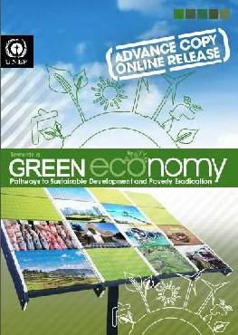 Vers une économie verte