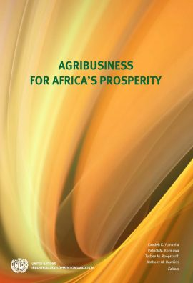 Agribusiness for Africa's prosperity