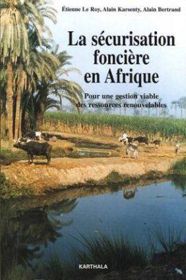 La sécurisation foncière en Afrique. Fiche de lecture