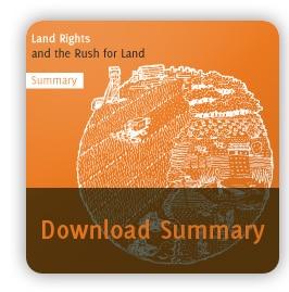 Etude globale ILC : les droits fonciers et la ruée vers les terres - résumé 12 pages