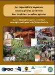 Les expériences des organisations paysannes rassemblées dans un livret