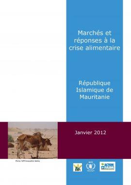 Marchés et réponses à la crise alimentaire en Mauritanie