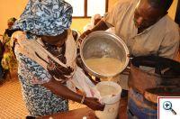 Le « lait de soja » et l'avenir des mini laiteries du Burkina Faso.