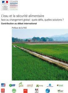 Rapport sur l'eau et la sécurité alimentaire : face au changement global