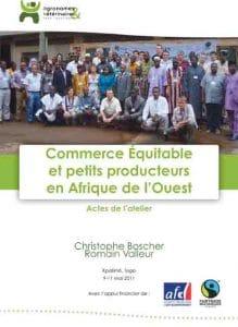 Rapport AFSV : Commerce équitable et petits producteurs en Afrique de l'Ouest