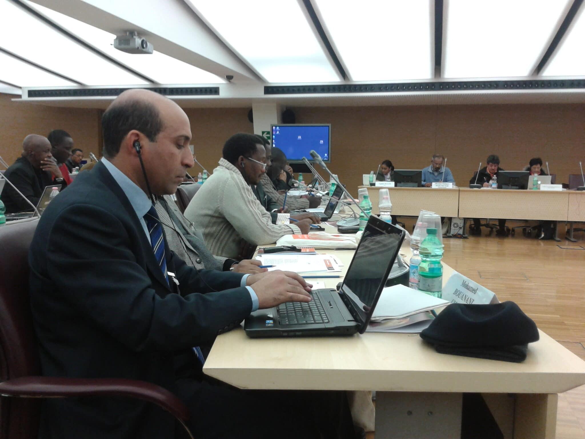 Forum Paysan OP-Fida 2012 : note d'Inter-réseaux (4p)