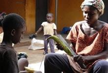 Le patayourt : innovation à partir de racines et tubercules au Ghana