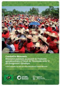 """Nouveau Rapport """"combattre Monsanto"""""""