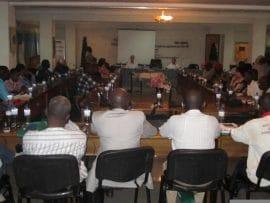 """""""Participation des OP aux politiques publiques : tirer les leçons des expériences pour mieux agir"""" - Atelier de travail Roppa Inter-réseaux - Janvier 2012 (Ouagadougou)"""