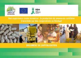 Une expérience rurale novatrice : la production de semences certifiées d'arachide par des coopératives au Sénégal