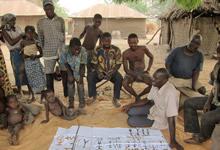 Le Conseil aux Exploitations Familiales au Bénin pour renforcer les compétences de gestion des producteurs