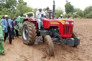 Lancement de la campagne agricole 2012-2013 : SOUS LE POIDS DE LA CONJONCTURE