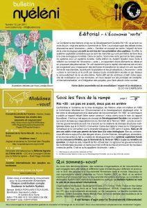 Bulletin Nyéléni Num10 sur l'économie « verte »