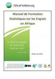 Manuel de Formation Statistiques sur les Engrais en Afrique