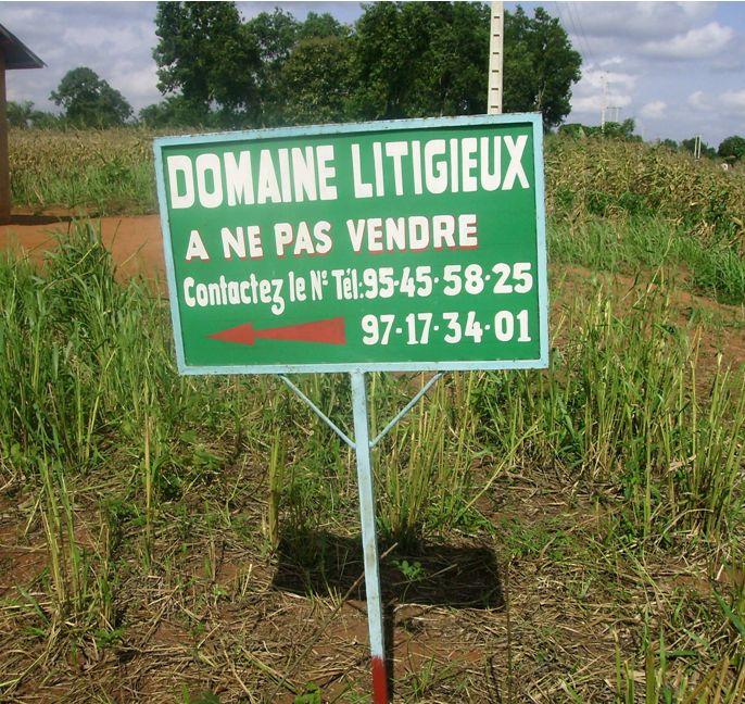 Les systèmes fonciers locaux face à la pression marchande sur la terre : quelques leçons à partir d'une étude de cas au Sud-Bénin