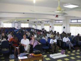 Rapport de la conférence débat sur entrepreneuriat agricole et agro-business