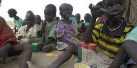 Presse : Baisse du nombre de personnes souffrant de la faim dans le monde